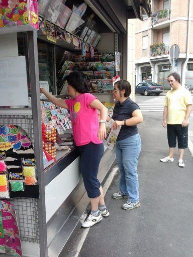 Attività di acquisto quotidiano