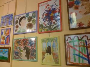 Alcune delle opere fatte dai nostri ragazzi