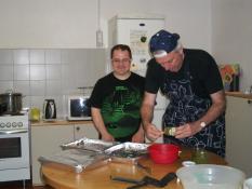 Attività di acquisizione e potenziamento delle abilità domestiche