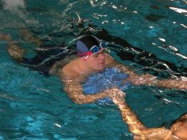 Attività motorie: nuoto