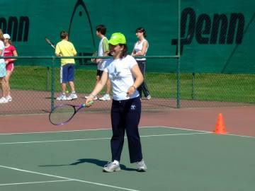 Attività motorie: tennis