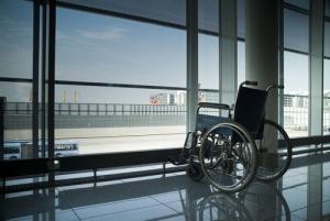 discapacidad aeropuerto
