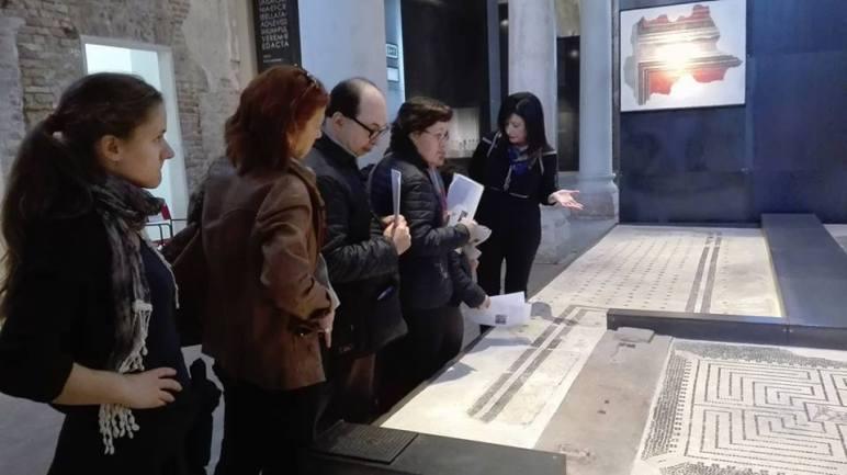 Visita Museo Archeo 2